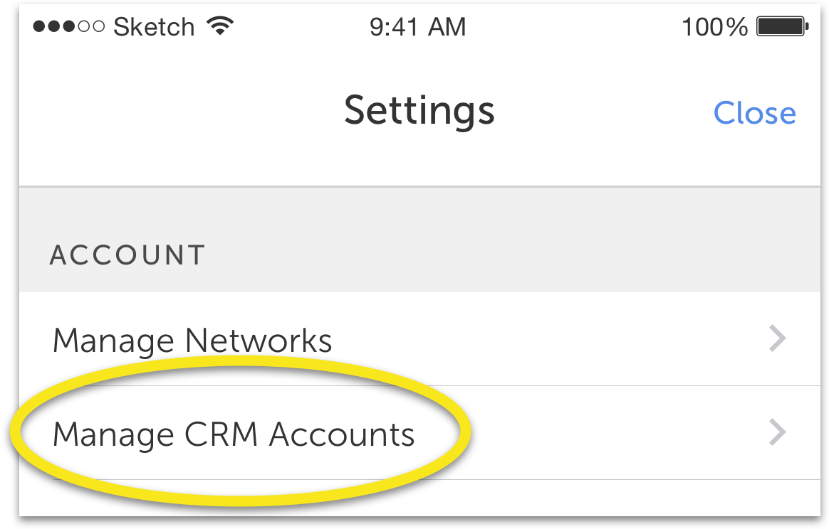 CircleBack - Address Book and Contact Export to CRM | Salesforce | ACT!