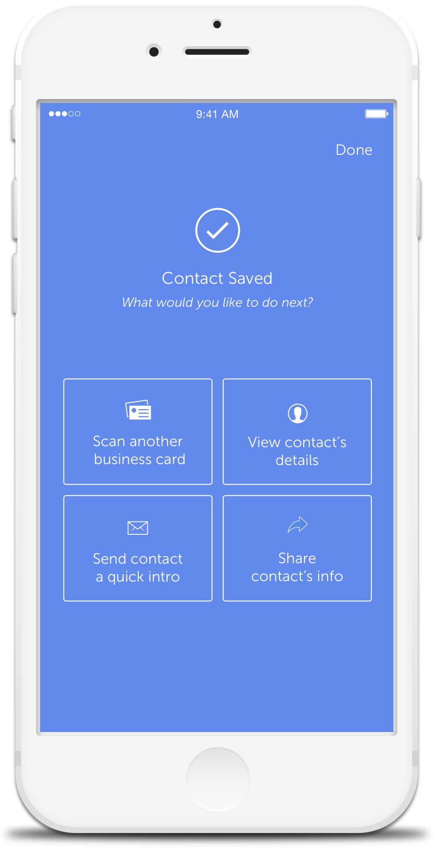 CircleBack - Business Card Sharing | Export to CRM