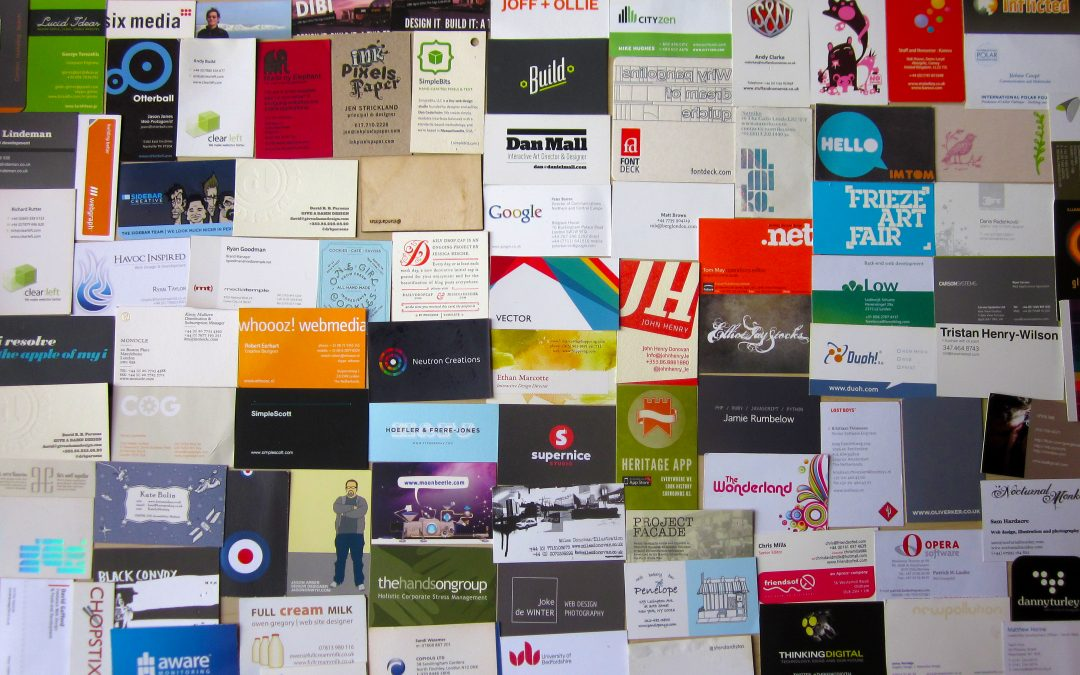 Successfully Manage Your Business Card Chaos